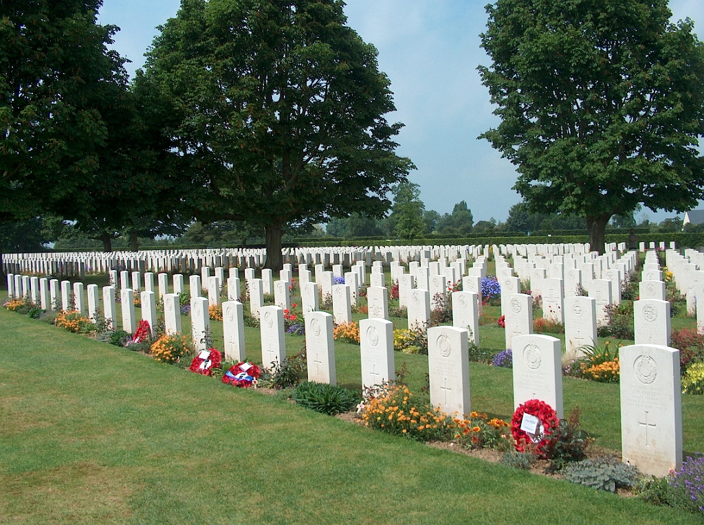 War Graves Normandie