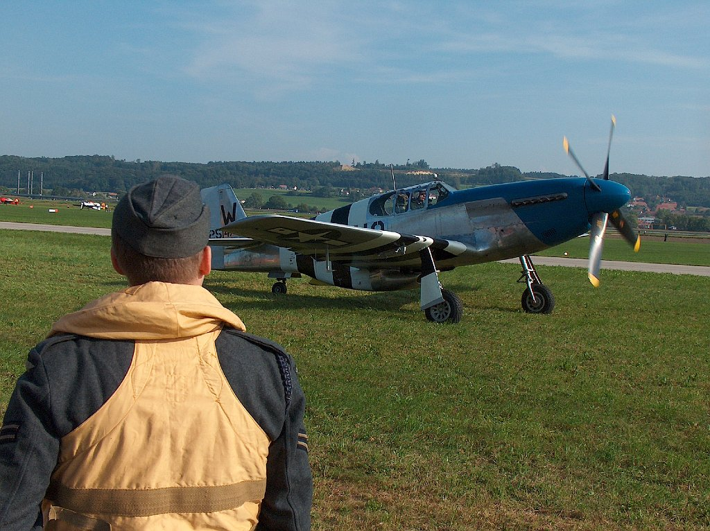 Airshow Grenchen 2006