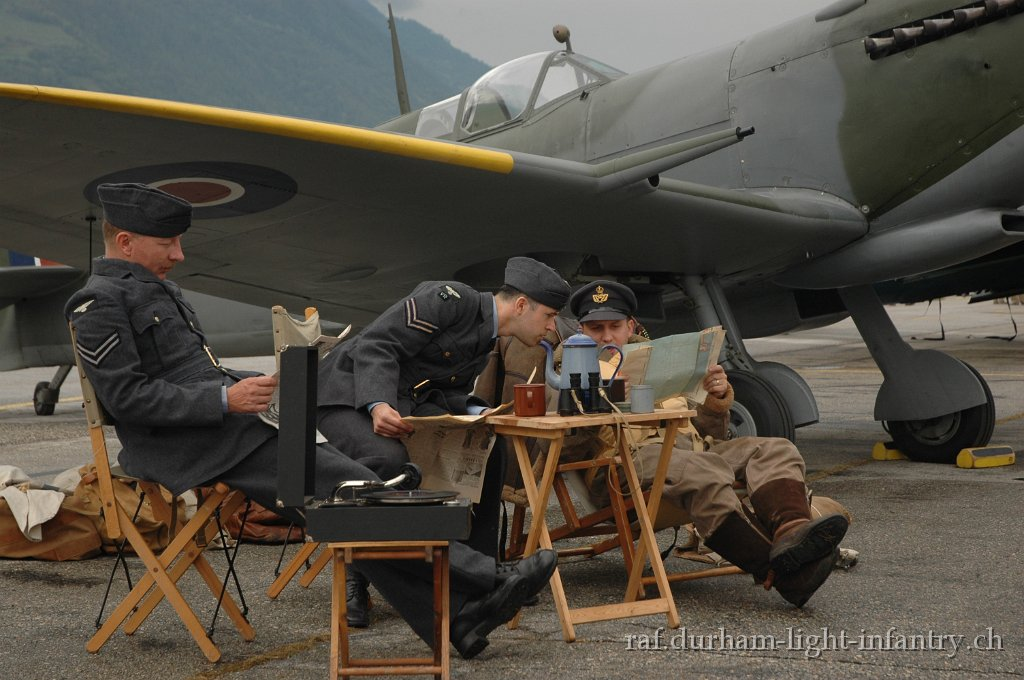 Breitling Airshow Sion