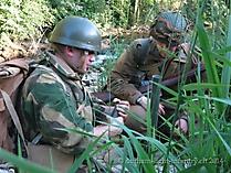 2inch Mortar im Einsatz