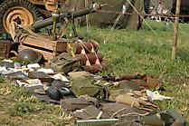 Britisches Equipment von 1944