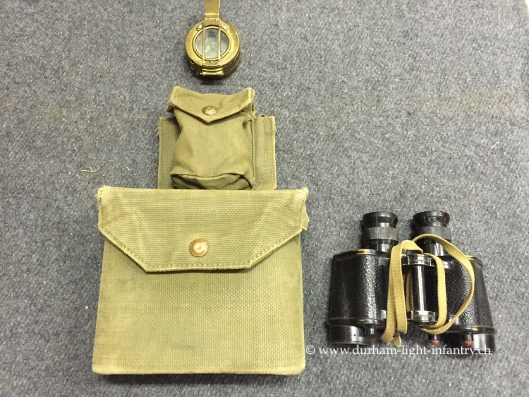 Binocular and compass case