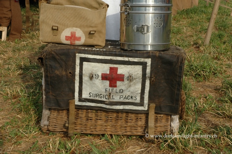 Field Surgical Packs
