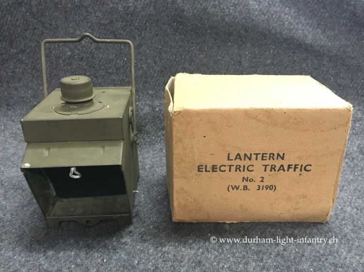 Latern Electric No 2