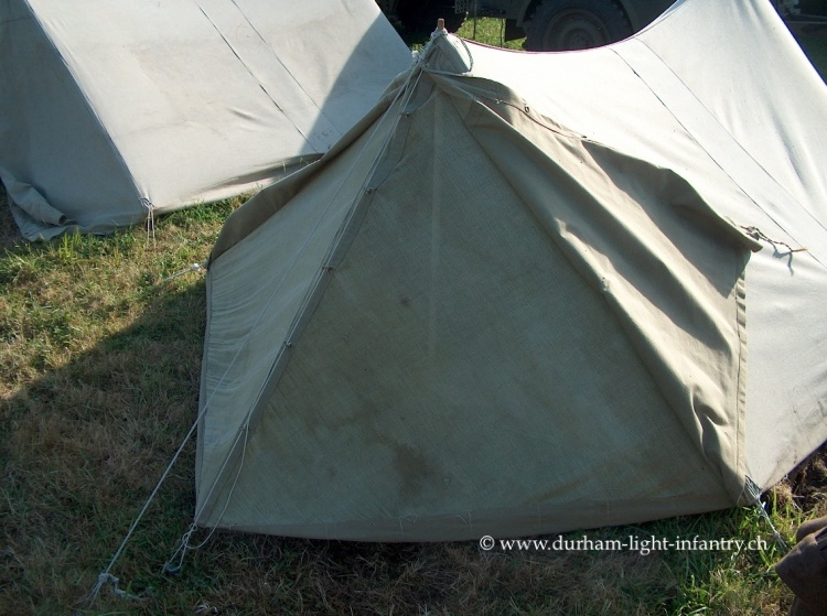 WW2 British Pup Tent