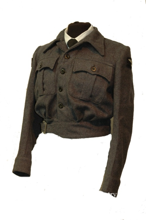 WAAF Battle Dress