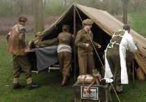 Field Dressing Station