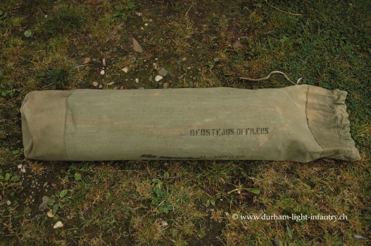 British Officers Field Bed