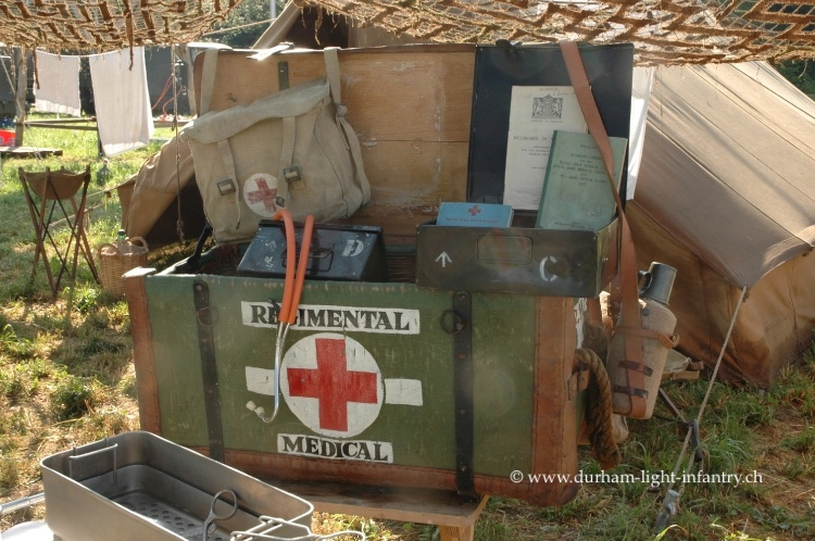 1941 Pattern Regimental Medical Pannier.