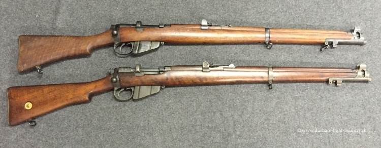 No. 1 Enfield Rifle