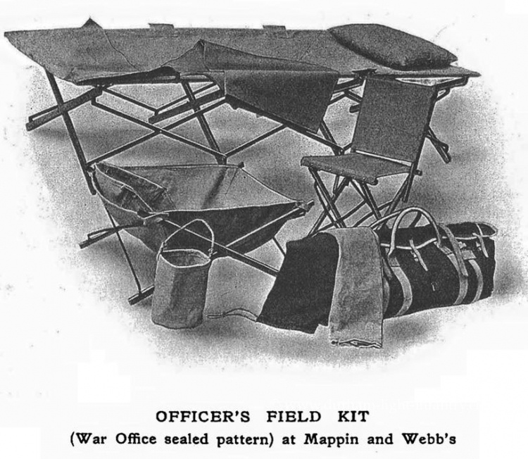 Officers Field Kit