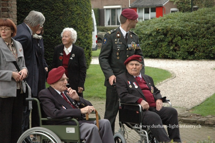 Veterans in Oosterbeek