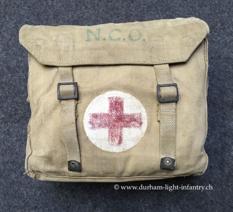The First Aid Haversack