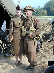 British Army Couple
