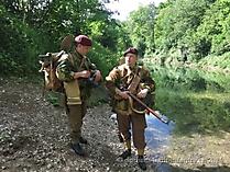 Britische Airborne-Einheiten
